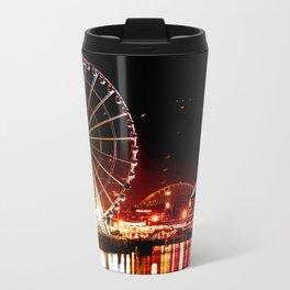Night Lights Travel Mug