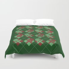 it's all about the presents Duvet Cover