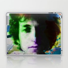 bob dylan 01 Laptop & iPad Skin