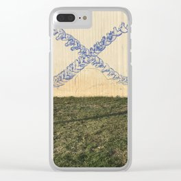 Tel Aviv Graffiti Photography - Infinity Sign Clear iPhone Case