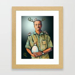 Zen Murray Framed Art Print
