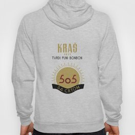 Glory to Yugoslavian design Hoody
