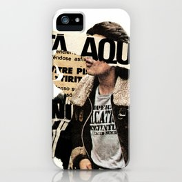 Come Back to me iPhone Case