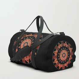 ethnic circle Duffle Bag