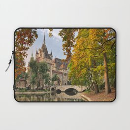 Magic Castle Laptop Sleeve