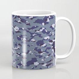Camouflage: Naval Coffee Mug