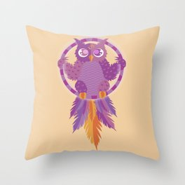 EDC Throw Pillow