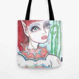 Mermaid Jilian Tote Bag