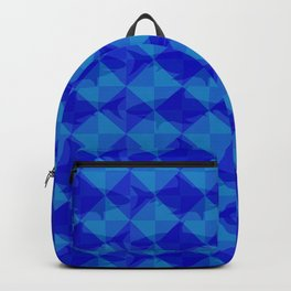 Blue Shark Square. Backpack