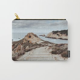 Somewhere Down Pacific Coast Highway Carry-All Pouch