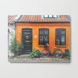 A Stranger's Home Metal Print