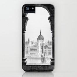 Looking Through. iPhone Case