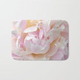 Pink Petal Flower Power Bath Mat