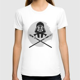 Iconic Star Dark Pirate Wars T-shirt