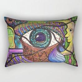 Santeria Rectangular Pillow