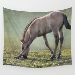 Bella's Filly and a Friend Wall Tapestry