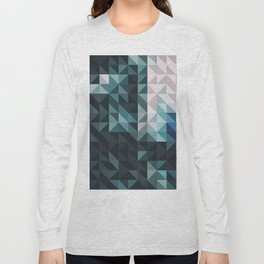 :: geometric maze XV LIGHT :: Long Sleeve T-shirt