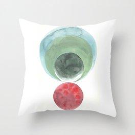 convergence Throw Pillow