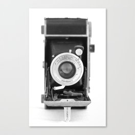 Vintage Camera No. 1 Canvas Print