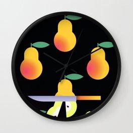 HB_i12 Wall Clock