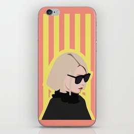 Yana iPhone Skin