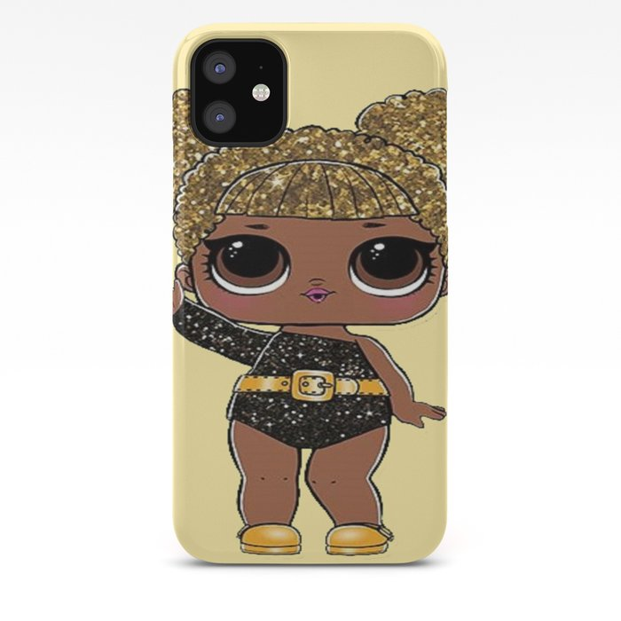 you are me dolls iphone case