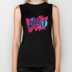 Don't Give Up! Biker Tank