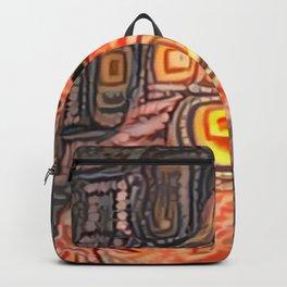 Squared Torso Backpack