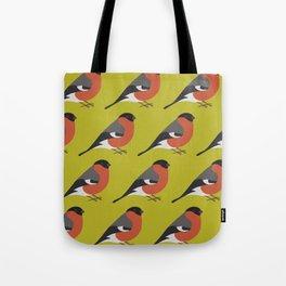 Bullfinc Tote Bag