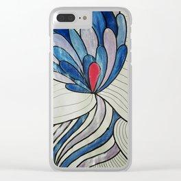 OTOÑO 1 Clear iPhone Case