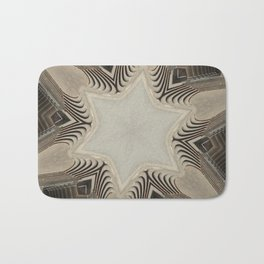 Star Stairs Bath Mat