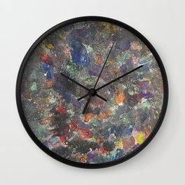 Abstract #3 - Hidden Nature Wall Clock