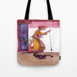 A Woolly Question Tote Bag