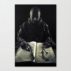 the avenger monk Canvas Print