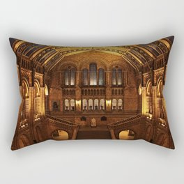 Night at the Museum Rectangular Pillow