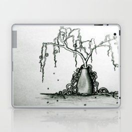 Wilted Plant Laptop & iPad Skin
