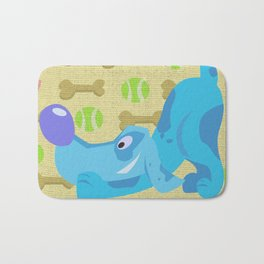 Doggy Daydreams Bath Mat