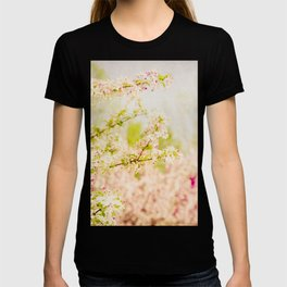 Country Lane Flowers T-shirt