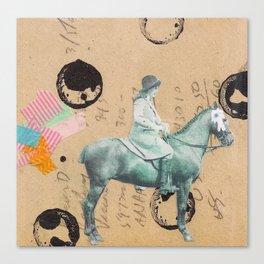 """""""Prized Pony"""" Canvas Print"""