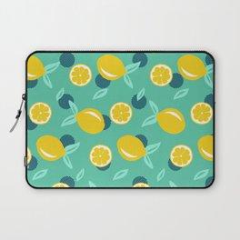 Lemon dots #society6 #decor #buyart Laptop Sleeve