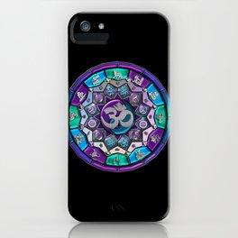 UROCK! Independence Mandala iPhone Case