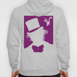 Willy Wonka Tribute Poster Hoody