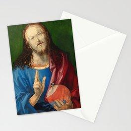 """Albrecht Dürer """"Salvator Mundi"""" Stationery Cards"""