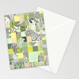 Botanist Boundaries no.2 Stationery Cards