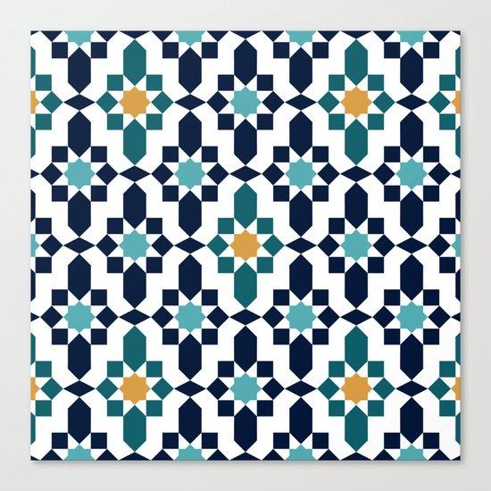 Marrakesh Canvas Print