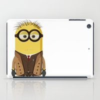doctor who iPad Cases featuring Doctor Who by Henrik Norberg