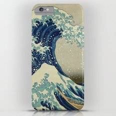 The Great Wave off Kanagawa Slim Case iPhone 6 Plus
