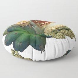 Natural Entheogens Floor Pillow