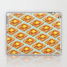 Waffle Pattern Laptop & iPad Skin