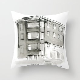 Worcester Throw Pillow